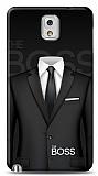 Dafoni Samsung Galaxy Note 3 The Boss K�l�f