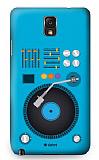 Dafoni Samsung N9000 Galaxy Note 3 Urban DJ Rubber K�l�f