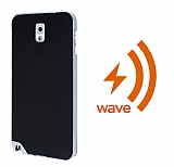 Dafoni Samsung Galaxy Note 3 Wave New Hybrid Kablosuz Sarj Eden Silver K�l�f