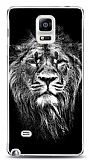Samsung Galaxy Note 4 Black Lion Kılıf