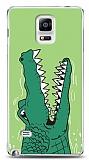 Samsung Galaxy Note 4 Dik Timsah Kılıf
