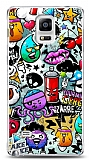 Samsung Galaxy Note 4 Grafitti 2 Kılıf