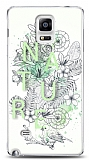 Samsung Galaxy Note 4 Nature Flower Kılıf