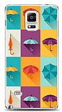 Samsung Galaxy Note 4 Umbrellas Kılıf