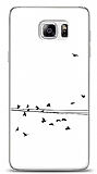 Dafoni Samsung Galaxy Note 5 Flying Birds Kılıf