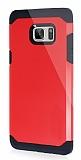 Dafoni Samsung Galaxy Note 7 Slim Power Ultra Koruma Kırmızı Kılıf