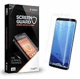 Dafoni Samsung Galaxy Note 8 Curve Tempered Glass Premium Full Şeffaf Cam Ekran Koruyucu