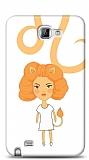 Dafoni Samsung Galaxy Note Aslan Burcu K�l�f