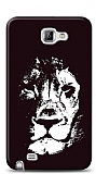 Dafoni Samsung Galaxy Note Black Lion K�l�f