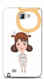Dafoni Samsung Galaxy Note Boğa Burcu Kılıf