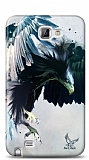 Dafoni Samsung Galaxy Note Black Eagle K�l�f