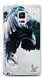 Samsung Galaxy Note Edge Black Eagle Kılıf