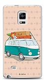 Dafoni  Samsung Galaxy Note Edge Ye�il VosVos K�l�f