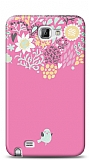 Dafoni Samsung Galaxy Note Lovely Bird K�l�f