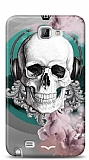 Dafoni Samsung Galaxy Note Lovely Skull Kılıf