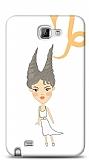 Dafoni Samsung Galaxy Note Oğlak Burcu Kılıf