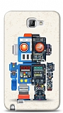 Samsung Galaxy Note Robot Kılıf