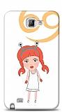 Dafoni Samsung Galaxy Note Yengeç Burcu Kılıf
