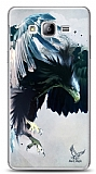 Dafoni Samsung Galaxy On5 Black Eagle K�l�f