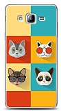 Samsung Galaxy On5 Four Cats Kılıf