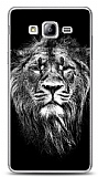 Samsung Galaxy On7 Black Lion Kılıf