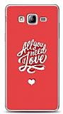 Dafoni Samsung Galaxy On7 Need Love K�l�f