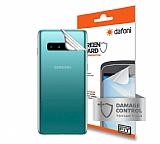 Dafoni Samsung Galaxy S10 Darbe Emici Arka Gövde Koruyucu