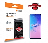Dafoni Samsung Galaxy S10 Lite Slim Triple Shield Ekran Koruyucu