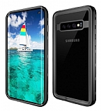 Dafoni Samsung Galaxy S10 Profesyonel Su Geçirmez Kılıf