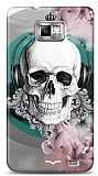 Dafoni Samsung Galaxy S2 Lovely Skull K�l�f