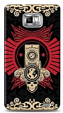 Dafoni Samsung Galaxy S2 Skull Nation K�l�f