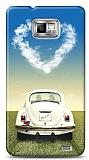 Dafoni Samsung Galaxy S2 Vosvos Love K�l�f