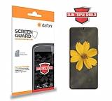 Dafoni Samsung Galaxy S21 Slim Triple Shield Mat Ekran Koruyucu