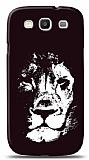 Dafoni Samsung Galaxy S3 Black Lion K�l�f