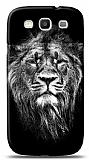 Samsung Galaxy S3 Black Lion Kılıf