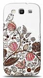 Dafoni Samsung Galaxy S3 Draw Bird K�l�f