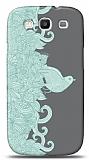 Dafoni Samsung Galaxy S3 Green Bird K�l�f