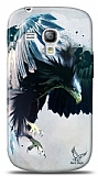 Dafoni Samsung Galaxy S3 mini Black Eagle K�l�f