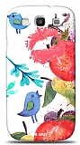 Dafoni Samsung Galaxy S3 Water Color Kiss K�l�f