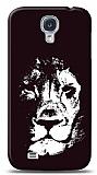 Dafoni Samsung Galaxy S4 Black Lion K�l�f