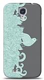 Dafoni Samsung Galaxy S4 Green Bird K�l�f