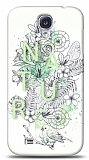 Dafoni Samsung Galaxy S4 Nature Flower K�l�f