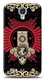 Dafoni Samsung Galaxy S4 Skull Nation K�l�f