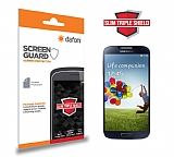 Dafoni Samsung Galaxy S4 Slim Triple Shield Ekran Koruyucu