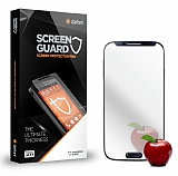 Dafoni Samsung Galaxy S4 Tempered Glass Full Ayna Cam Ekran Koruyucu