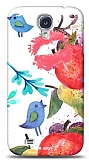 Dafoni Samsung Galaxy S4 Water Color Kiss K�l�f