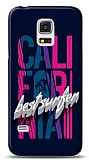 Samsung Galaxy S5 mini California Surfer Kılıf
