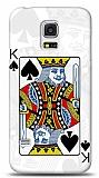 Samsung Galaxy S5 mini King Kılıf