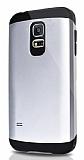 Dafoni Samsung Galaxy S5 mini Slim Power Silver Kılıf