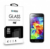 Eiroo Samsung Galaxy S5 mini Tempered Glass Cam Ekran Koruyucu